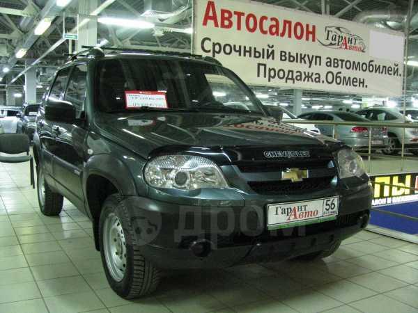 Chevrolet Niva, 2013 год, 357 000 руб.