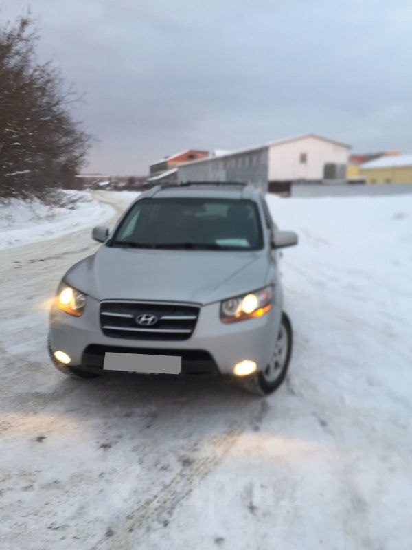 Hyundai Santa Fe, 2006 год, 500 000 руб.