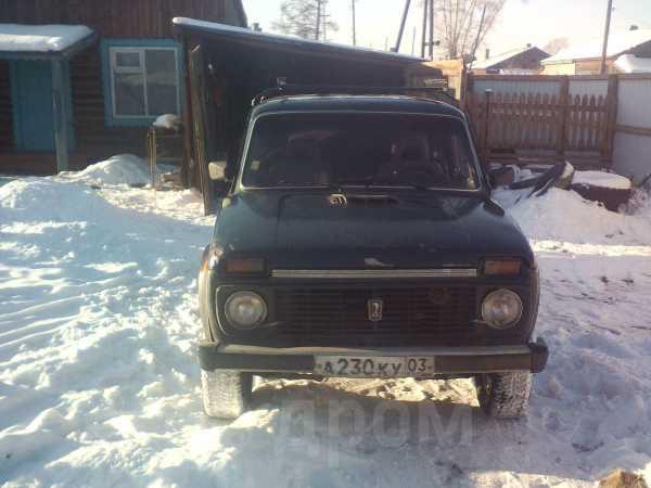 Лада 4x4 2121 Нива, 1997 год, 115 000 руб.