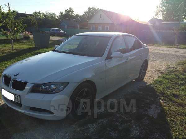 BMW 3-Series, 2007 год, 545 000 руб.