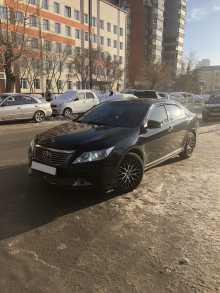 Новосибирск Камри 2012