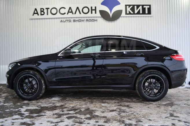 Mercedes-Benz GLC, 2016 год, 3 160 000 руб.