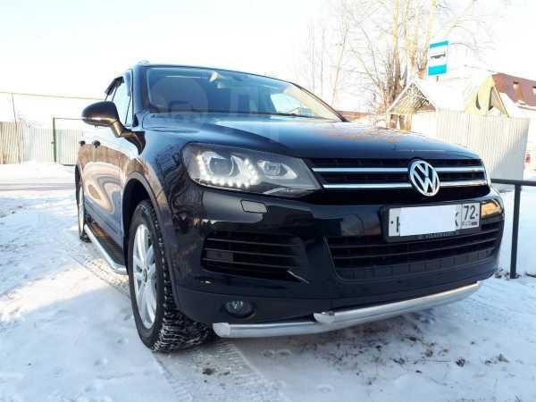 Volkswagen Touareg, 2011 год, 1 800 000 руб.