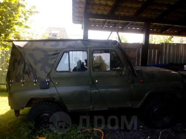 УАЗ 469, 1990 год, 95 000 руб.