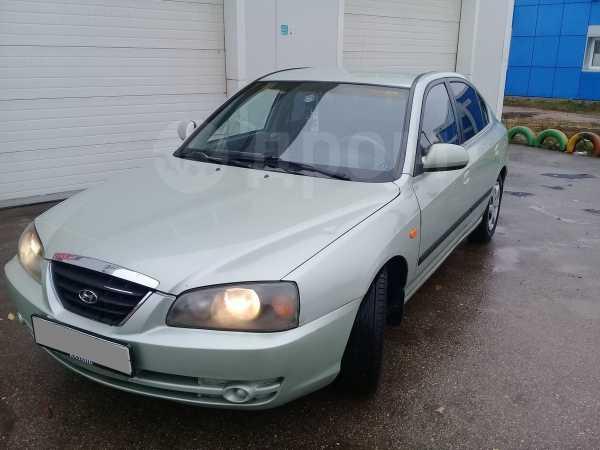 Hyundai Elantra, 2004 год, 187 000 руб.