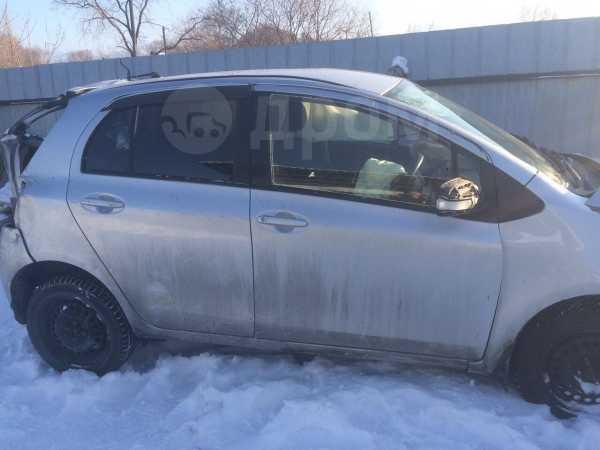 Toyota Vitz, 2008 год, 160 000 руб.