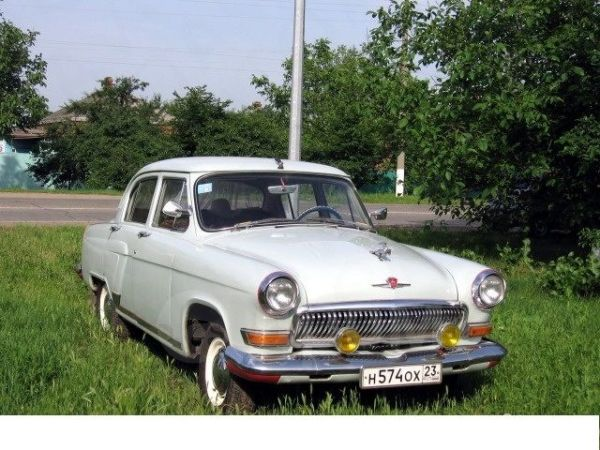 ГАЗ 21 Волга, 1962 год, 1 100 000 руб.