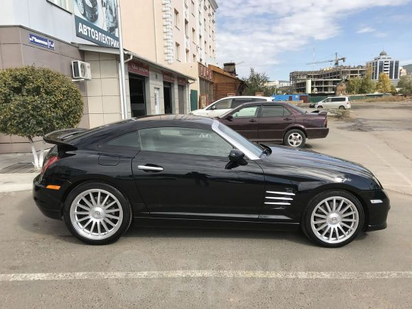 Chrysler Crossfire, 2004 год, 999 000 руб.
