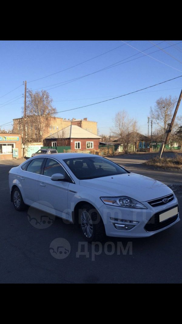 Ford Mondeo, 2013 год, 850 000 руб.