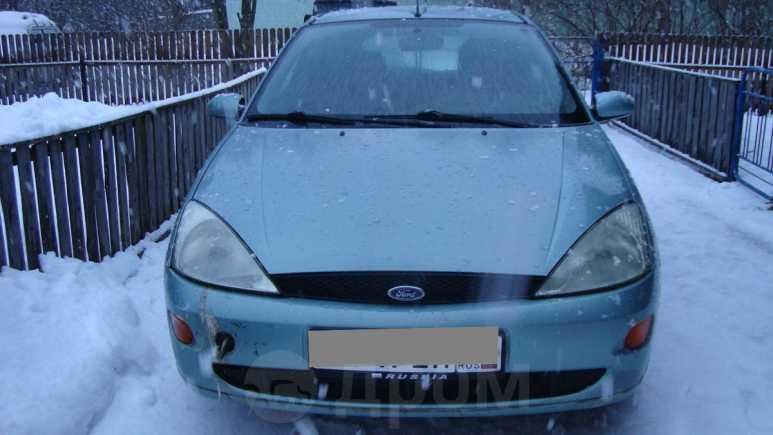 Ford Focus, 1999 год, 110 000 руб.