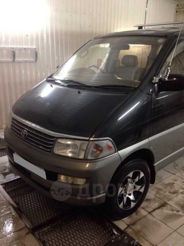Toyota Hiace Regius, 1999 год, 377 000 руб.