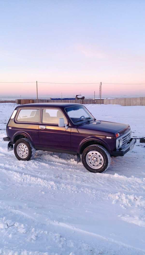 Лада 4x4 2121 Нива, 2004 год, 238 000 руб.
