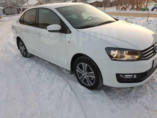Volkswagen Polo, 2016 год, 720 000 руб.
