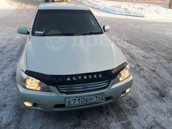 Toyota Altezza, 2001 год, 330 000 руб.