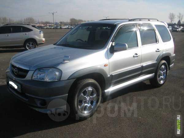 Mazda Tribute, 2001 год, 400 000 руб.