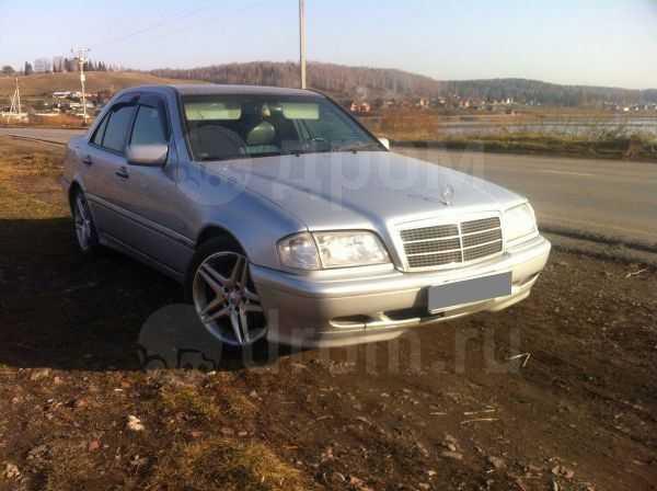 Mercedes-Benz C-Class, 1998 год, 300 000 руб.