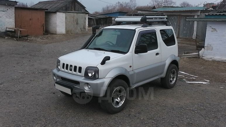 Suzuki Jimny, 2000 год, 375 000 руб.