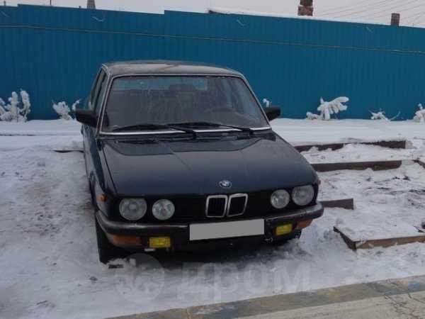 BMW 5-Series, 1983 год, 65 000 руб.