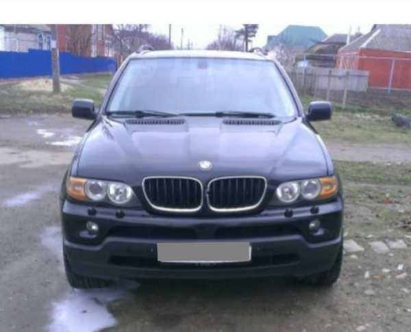 BMW X5, 2005 год, 699 000 руб.