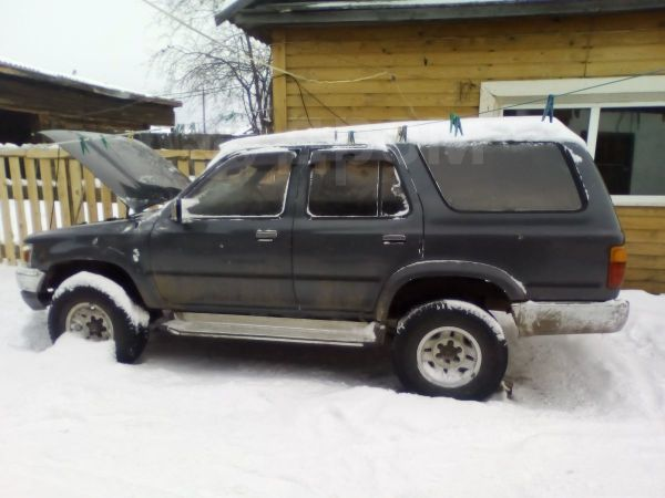 Toyota Hilux Surf, 1990 год, 190 000 руб.