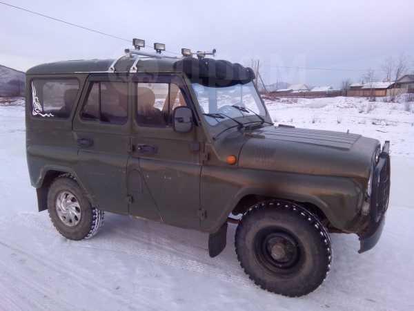 УАЗ 3151, 2003 год, 210 000 руб.