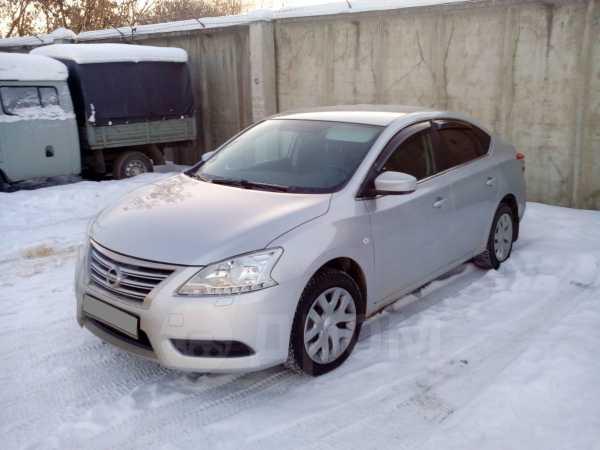 Nissan Sentra, 2014 год, 780 000 руб.