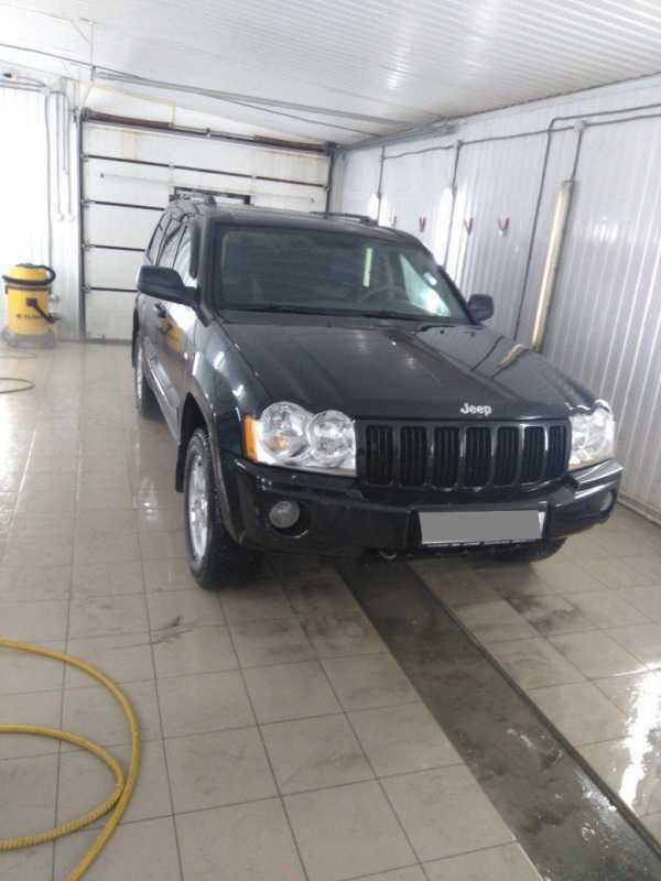 Jeep Grand Cherokee, 2005 год, 600 000 руб.