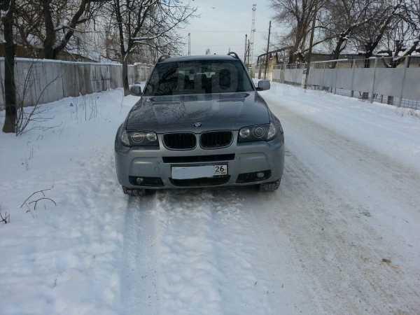 BMW X3, 2006 год, 790 000 руб.