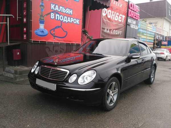 Mercedes-Benz E-Class, 2006 год, 465 000 руб.