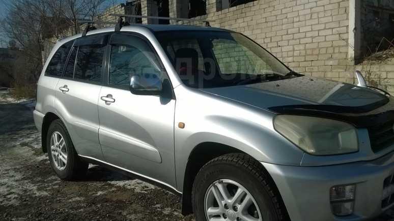 Toyota RAV4, 2002 год, 550 000 руб.