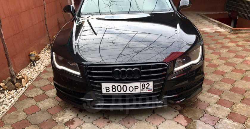 Audi A7, 2012 год, 1 440 000 руб.