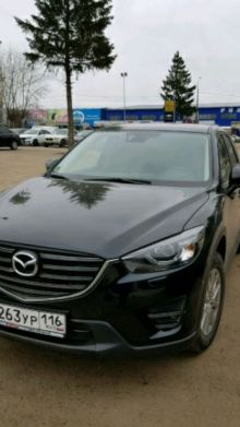 Казань CX-5 2016