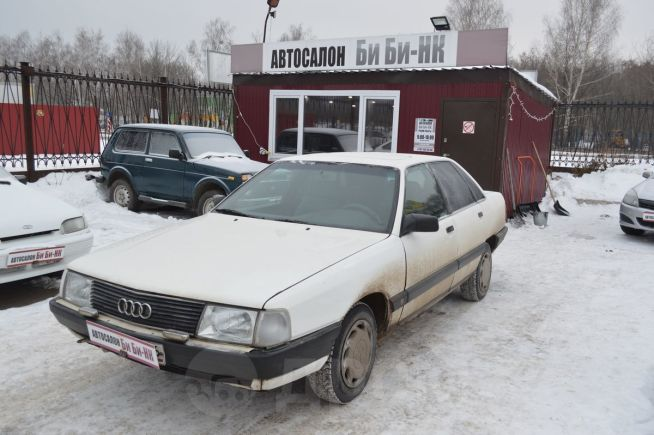 Audi 100, 1990 год, 87 000 руб.