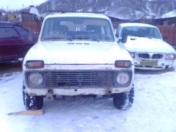 Лада 4x4 2121 Нива, 1994 год, 25 000 руб.