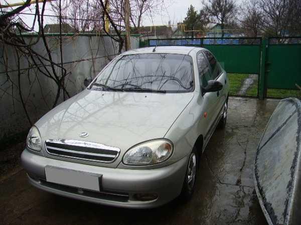 ЗАЗ Сенс, 2007 год, 110 000 руб.