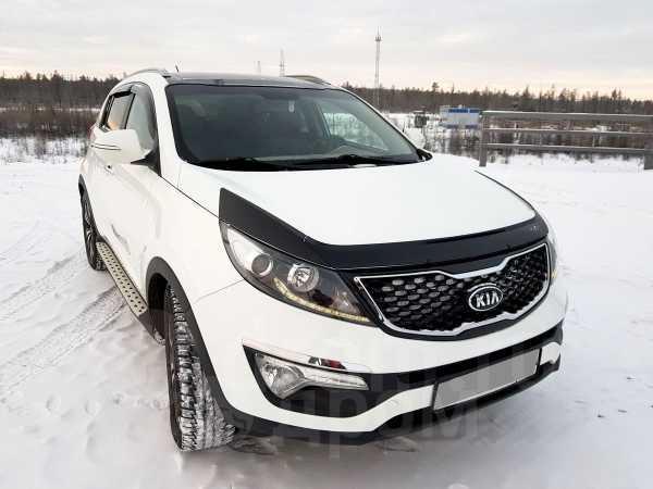 Kia Sportage, 2012 год, 860 000 руб.