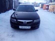 Mazda 6, 2007 г., Красноярск