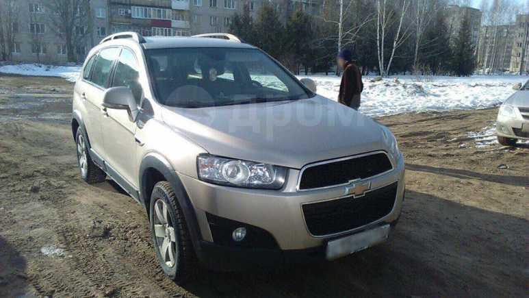 Chevrolet Captiva, 2012 год, 679 000 руб.