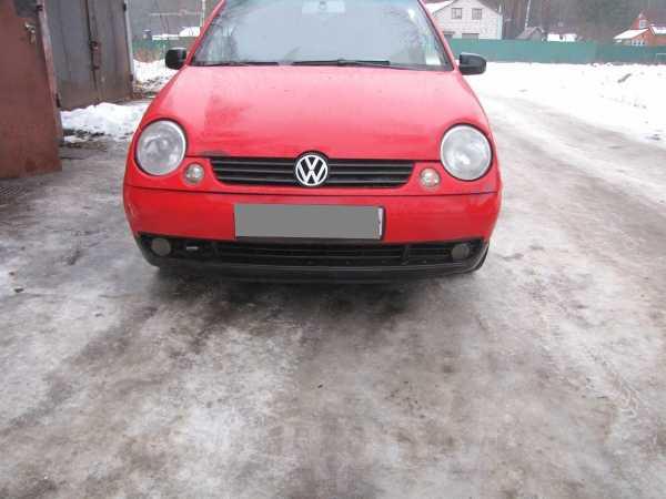 Volkswagen Lupo, 2001 год, 145 000 руб.