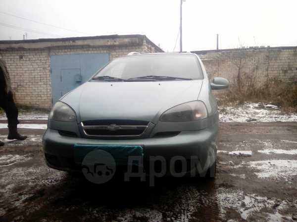 Chevrolet Rezzo, 2007 год, 230 000 руб.