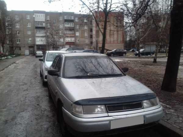 Лада 2112, 2001 год, 55 000 руб.