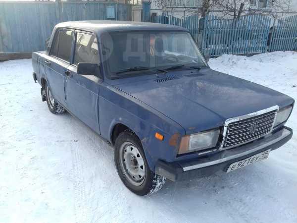 Лада 2107, 2006 год, 49 000 руб.