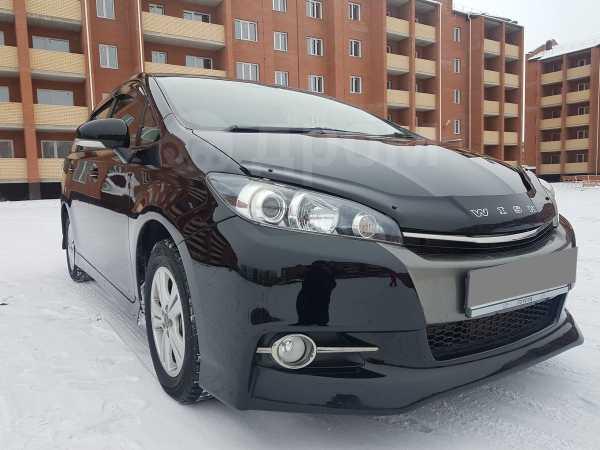 Toyota Wish, 2013 год, 799 000 руб.