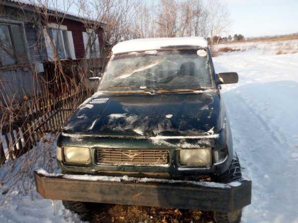 УАЗ Симбир, 1990 год, 150 000 руб.