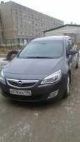 Opel Astra, 2011 год, 399 999 руб.