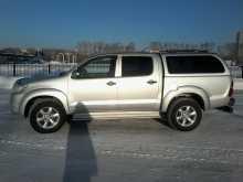 Новосибирск Hilux Pick Up 2012