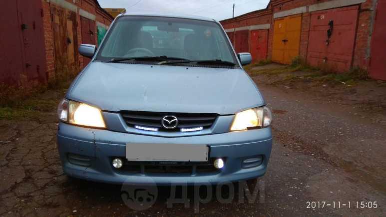 Mazda Demio, 2000 год, 85 000 руб.