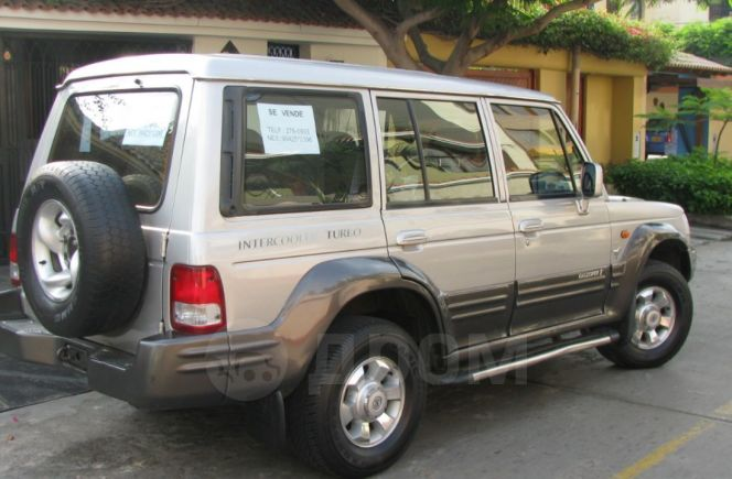 Hyundai Galloper, 2003 год, 355 000 руб.