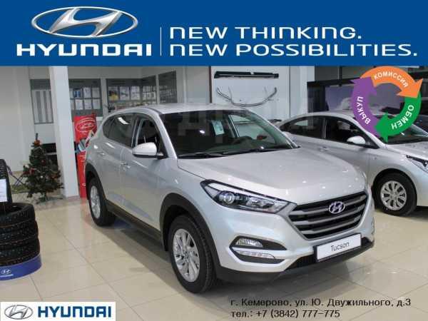 Hyundai Tucson, 2017 год, 1 357 900 руб.