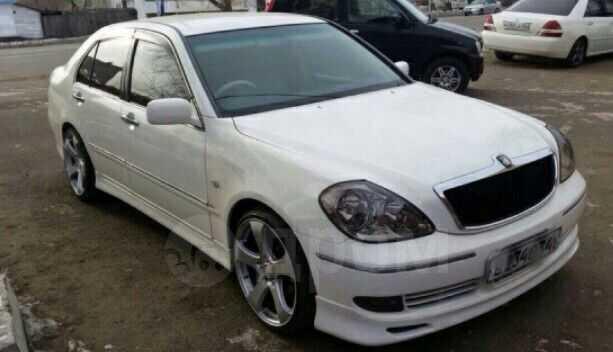 Toyota Brevis, 2001 год, 670 000 руб.